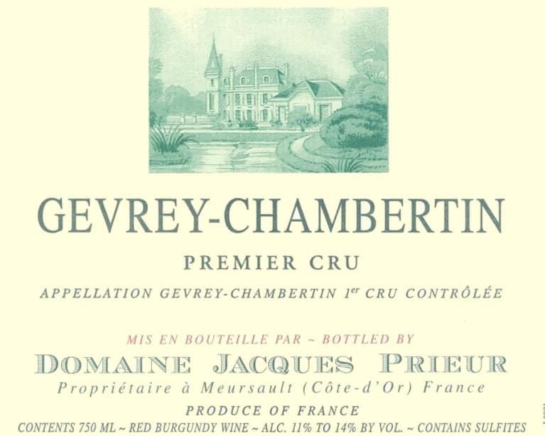 Jacques Prieur Gevrey