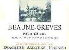 Jaques Prieur Beaune Greves