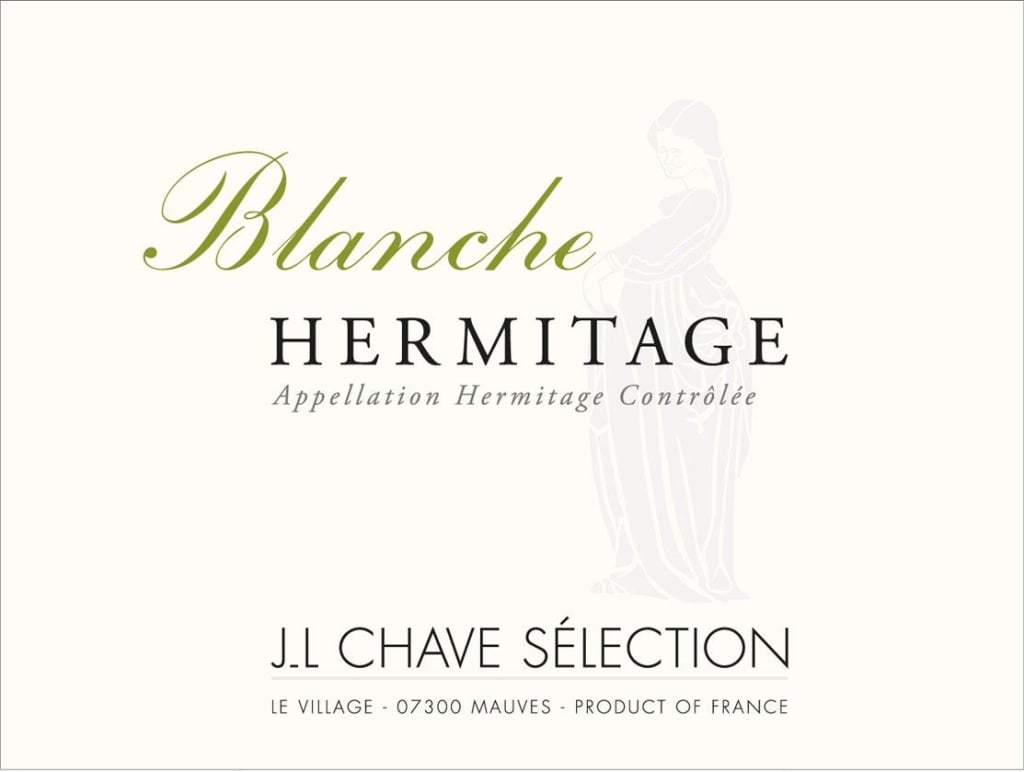 Jean Louis Chave Hermitage Blanche
