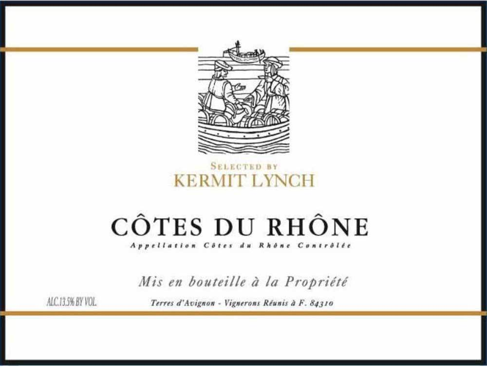 Kermit Lynch Cotes Du Rhone Rouge