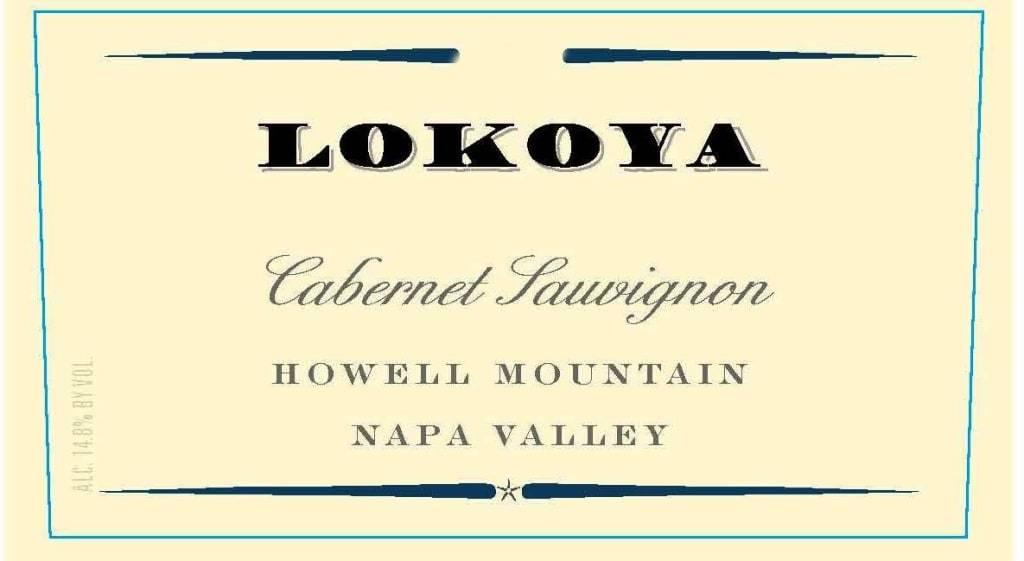 Lokoya Howell Mtn Cab