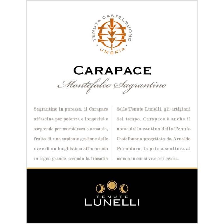 Lunelli Carpace