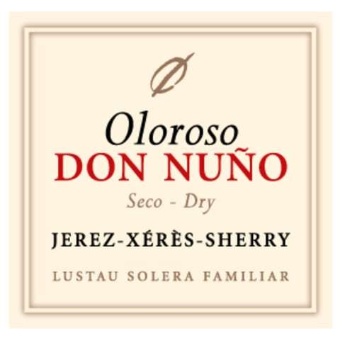 Lustau Don Nuno Dry Olorosso Nv