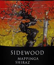 Mappinga Side Wood Shiraz