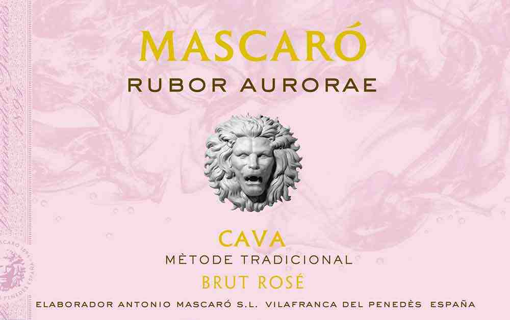 Mascaro Brut Rose