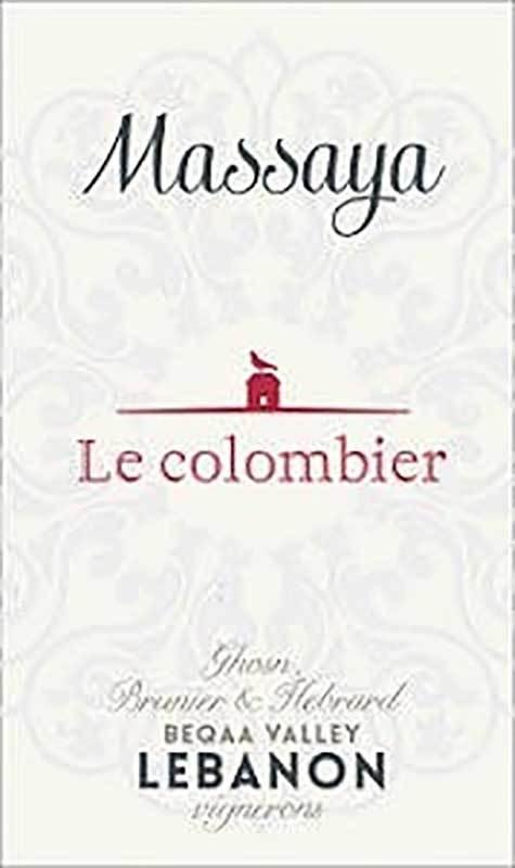 Massaya Le Colombier