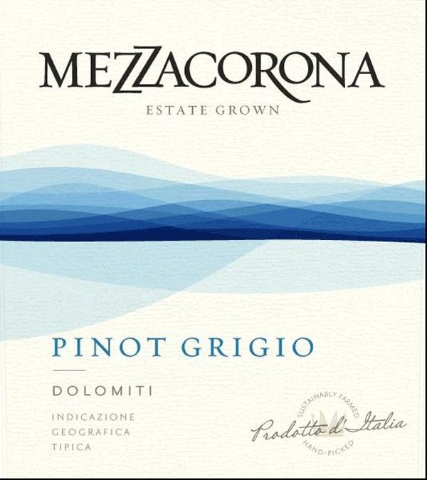 Mezza Corona Pinot Grigio