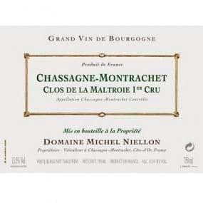 Michel Niellon Chassagne Montrachet Clos Maltroie 1Er Cru