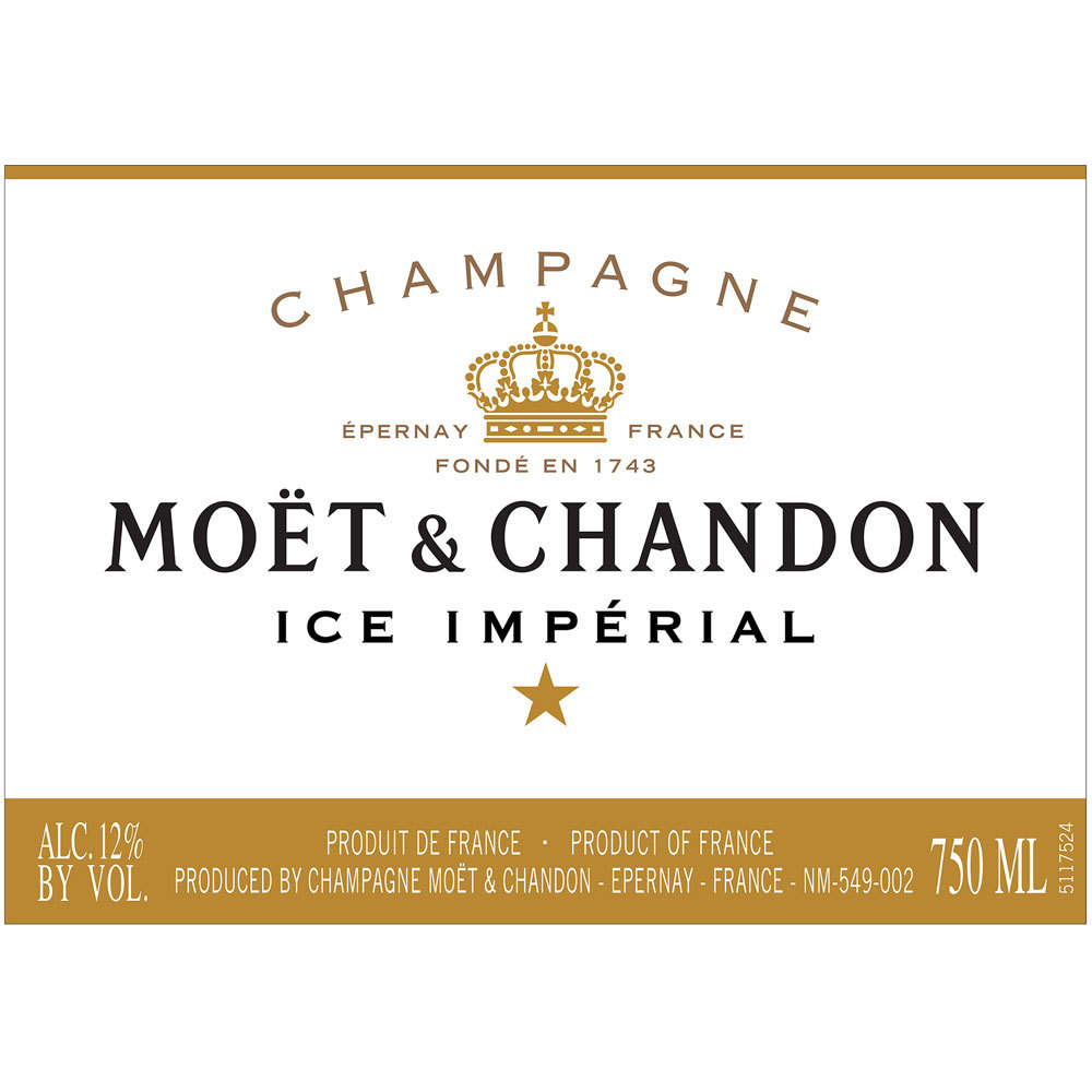 Moet Chandon Ice Imperial Champagne