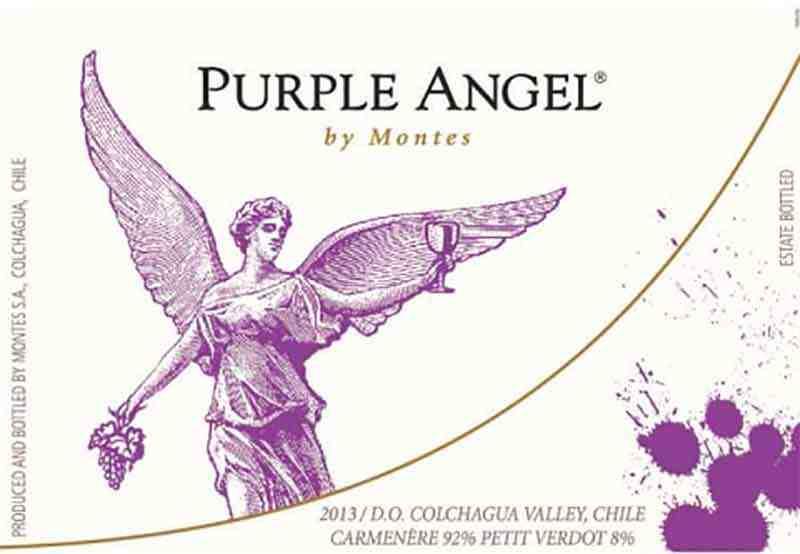Montes Purple Angel Red