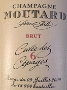 Moutard Cuvee6Cepage