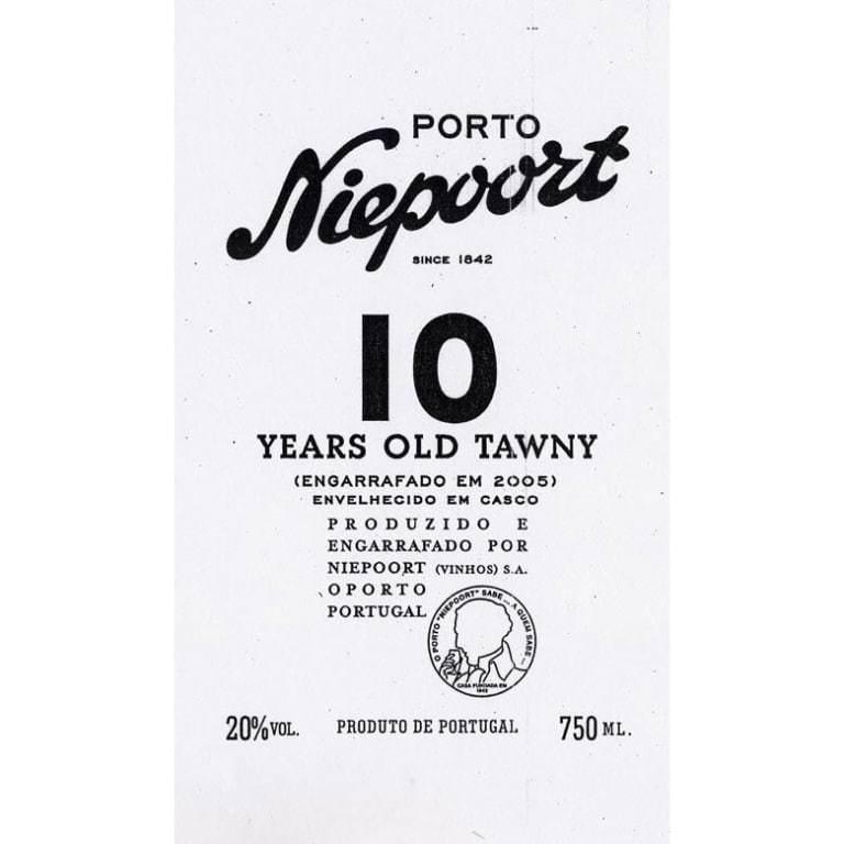 Nieport10Yr Tawny