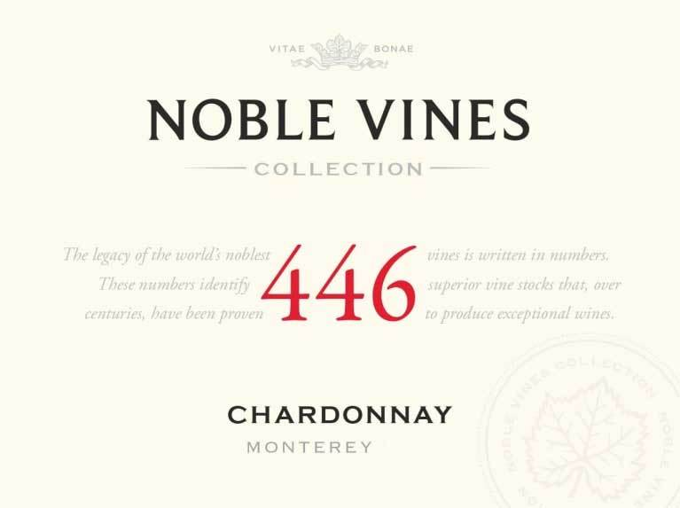 Noble Vines 446 Chardonnay