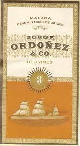 Ordonez No 3 Old Vines