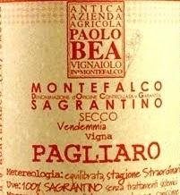 Paolo Bea Paglioro