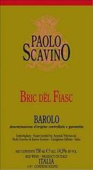 Paolo Scavino Bric Del Fiasc