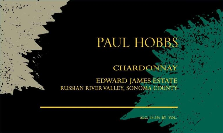 Paul Hobbs Edward James Chardonnay