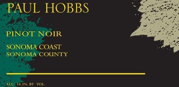 Paul Hobbs Sonoma Pinot