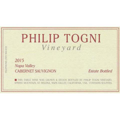Philip Togni Cab Sauv