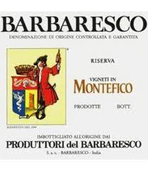 Produttori Barbersco Montefico