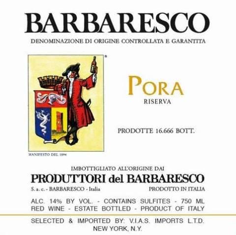 Produttori Del Barbaresco Pora