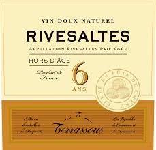 Rivesaltes Ambré Hors D' Age 6 Ans