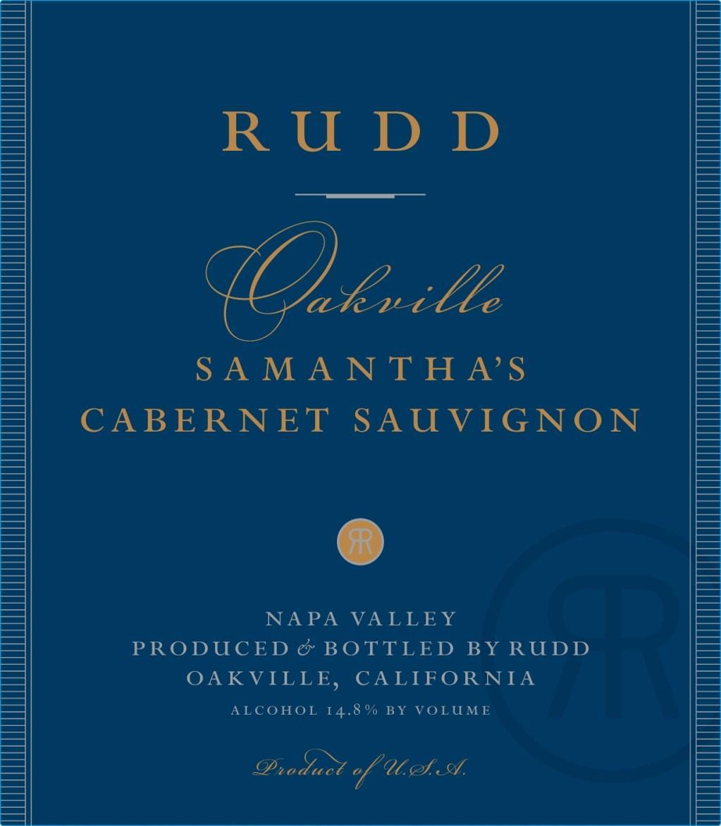 Rudd Samanthas Vineyard