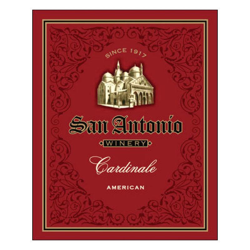 San Antonio Cardinale Sweet Red