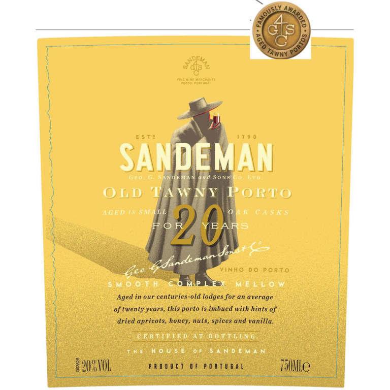 Sandeman20Yr