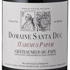 Santa Duc Habemus Cdp