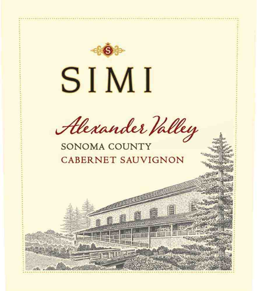 Simi Alexander Valley Cab