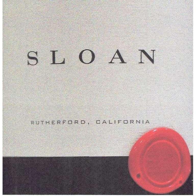 Sloan Proprietary Red 2012
