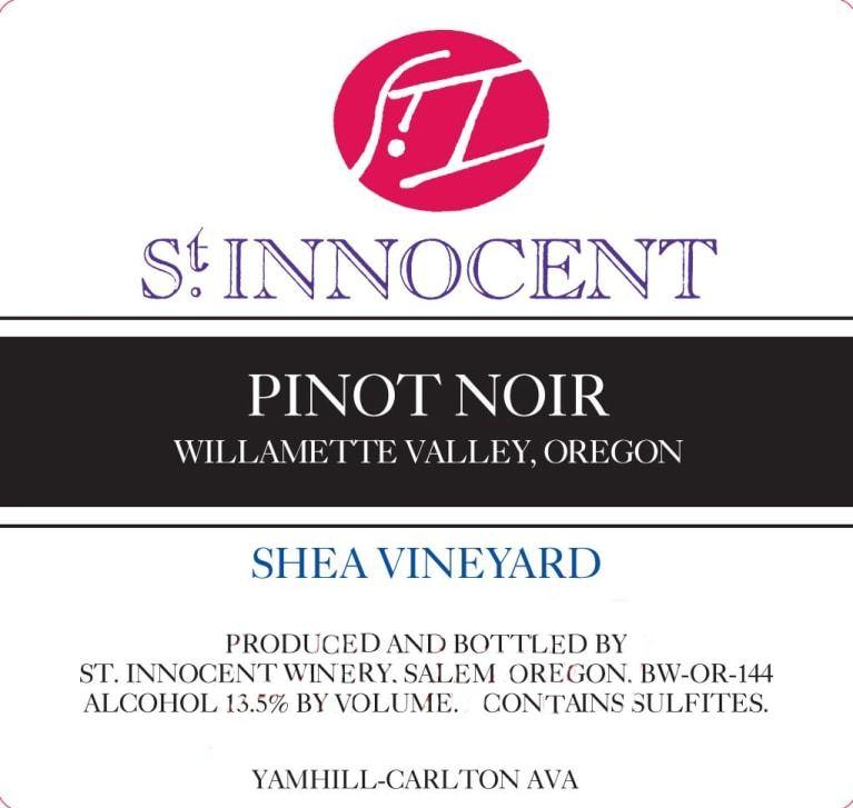 St Innocent Shea Pinot