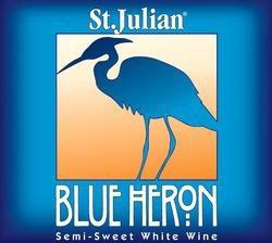 St Julian Blue Heron
