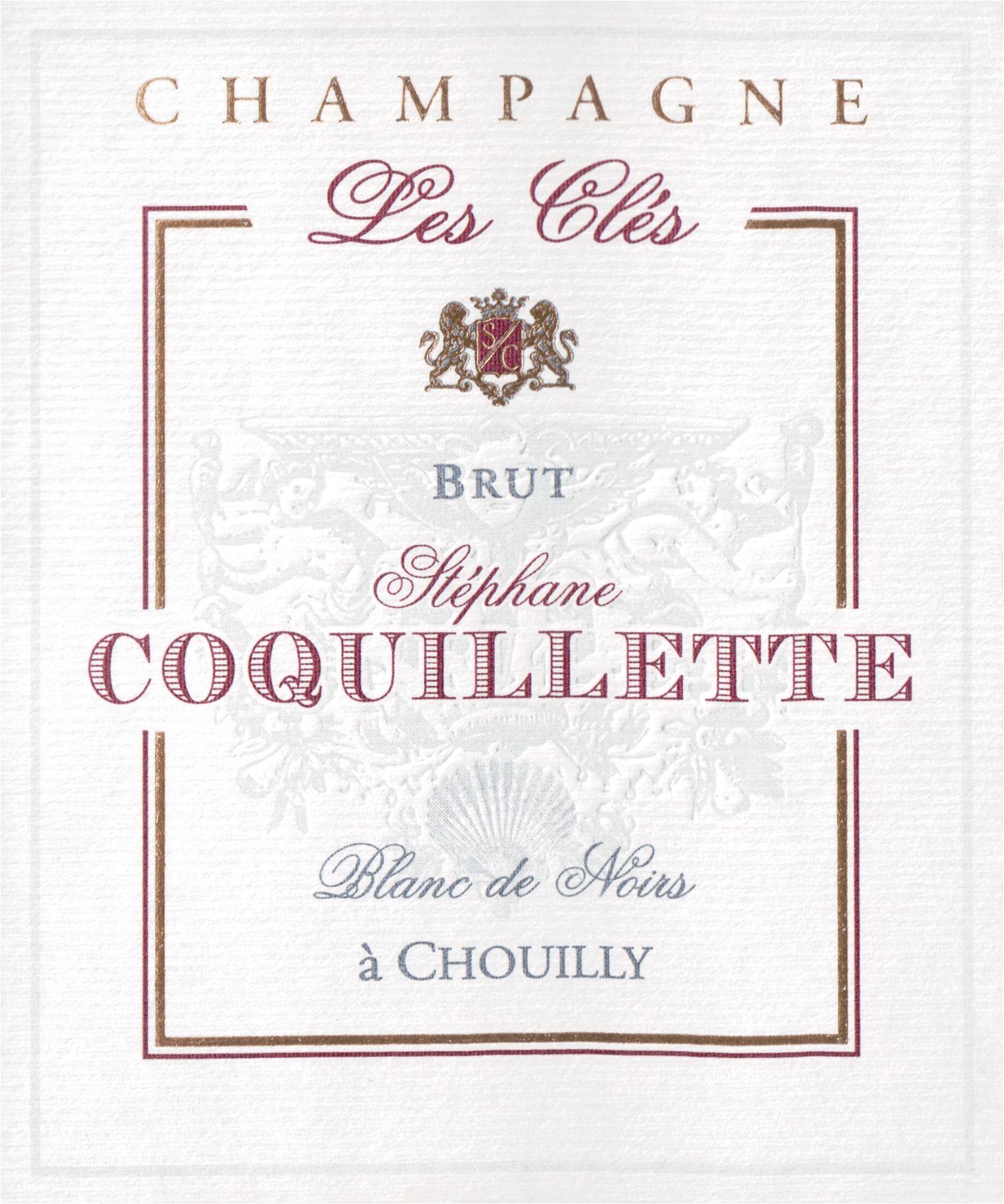 Stephane Coquillette Blanc De Noirs Brut
