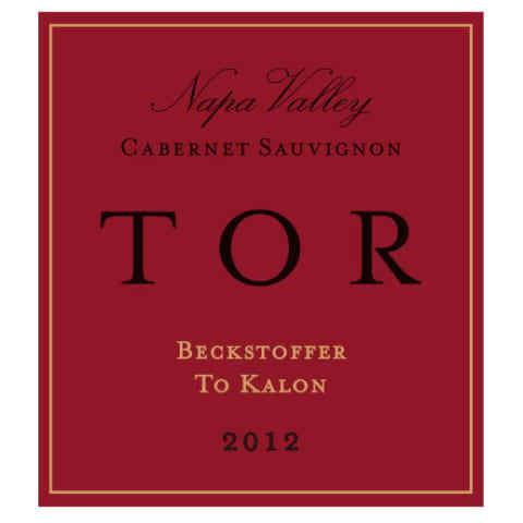 Tor Beckstoffer Tokolon 2012