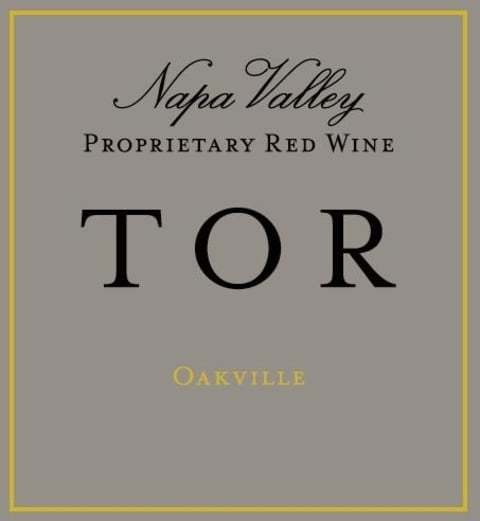 Tor Red Wine