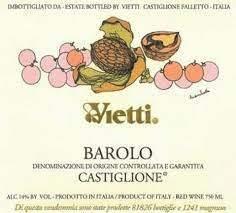 Vietti Castigilione Barolo