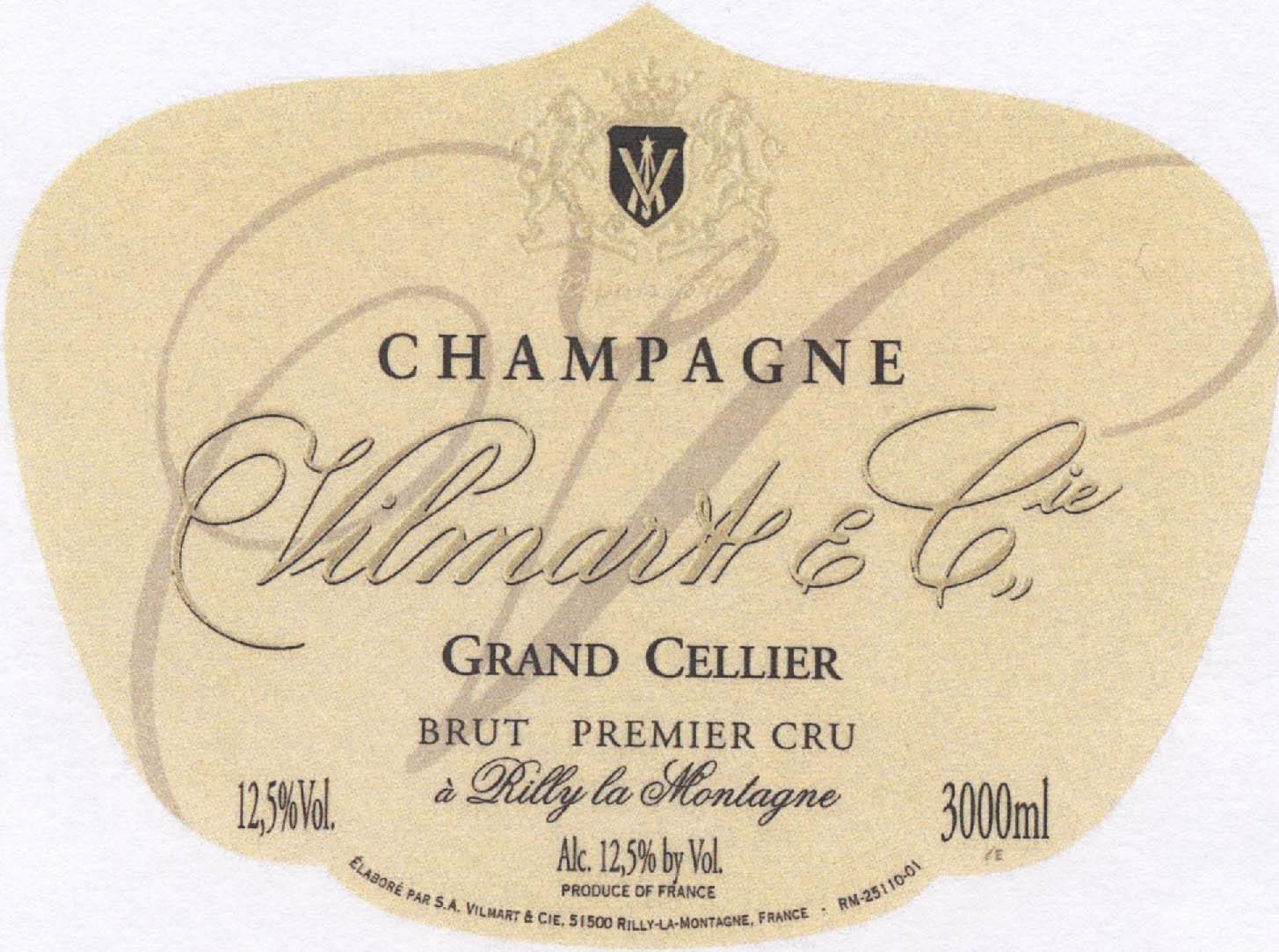 Vilmartet Cie Grand Cellier