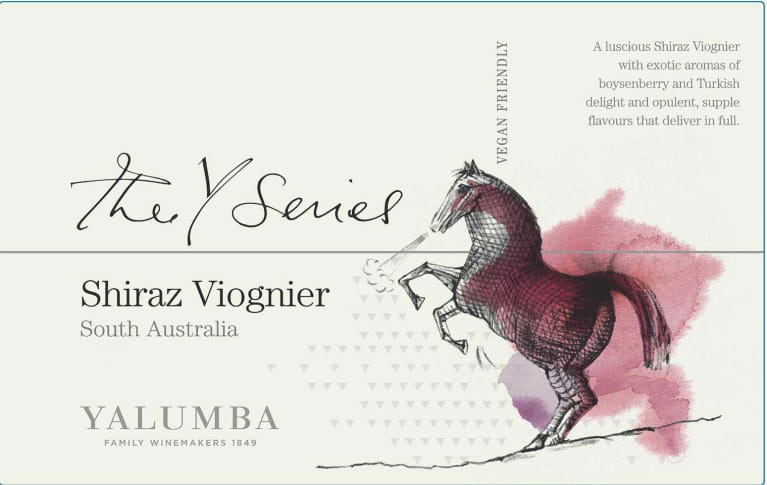 Yalumba Yseries Shiraz Viognier