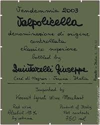 Giuseppe Quintarelli Valpolicella Classico Superiore 1