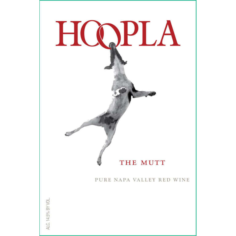 Hoopla Red Wine