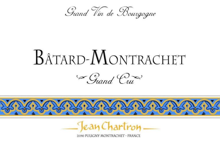 Jean Chartron Batard Montrachet