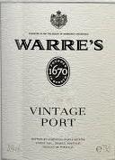 Warres Vintage Port