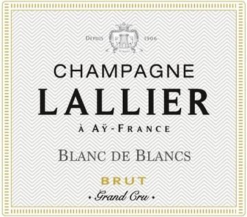 Lallier Blanc De Blanc Champagne Nv