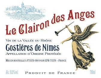 Le Clairon Des Anges Costieres De Nimes