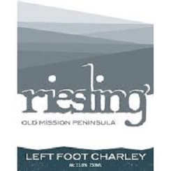 Left Foot Charley 7Th Hill Farm Riesling 2016
