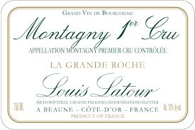 Louis Latour Grande Roche Montagny 1Er Cru