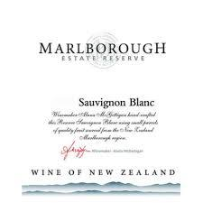 Marlborough Estate Reserve Sauv Blanc