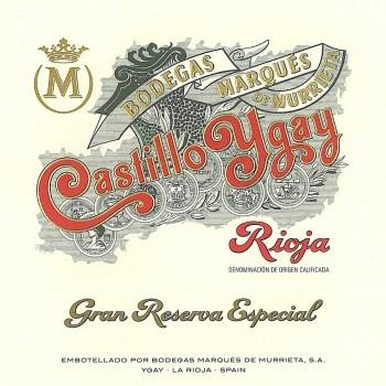 Marques De Murrieta Castillo Ygay Rioja Gran Reserva 2009
